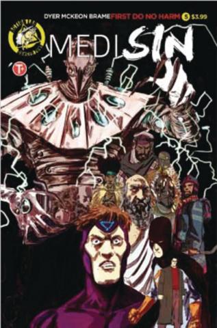 Medisin #5 (Brame Cover)