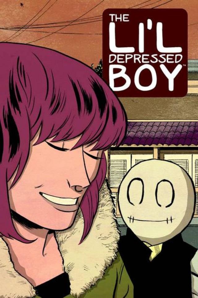 The Li'l Depressed Boy #2