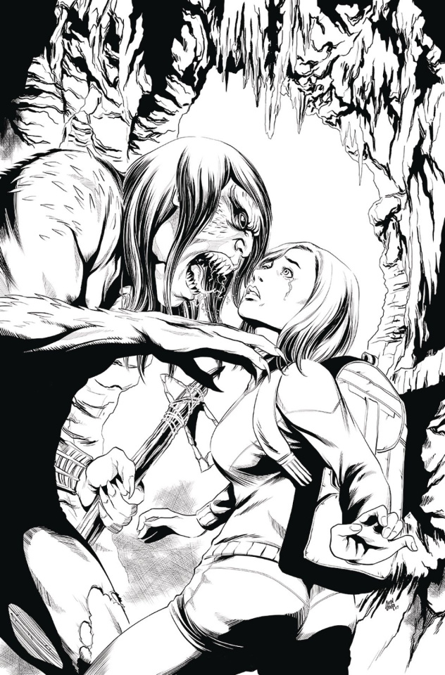 Peek a Boo #3 (Otero Cover)