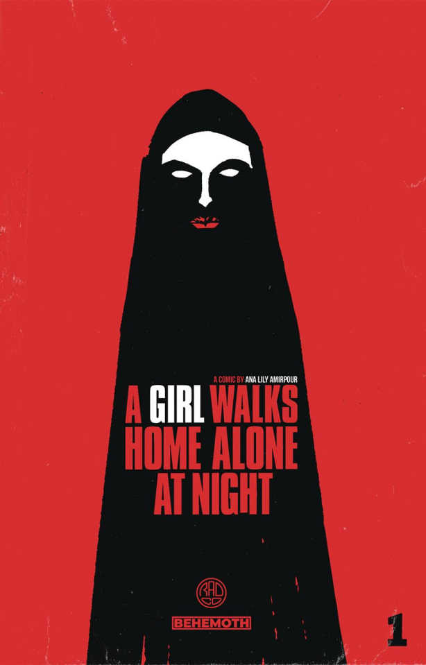 A Girl Walks Home Alone at Night Vol. 1