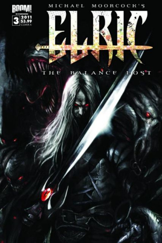 Elric: The Balance Lost #3