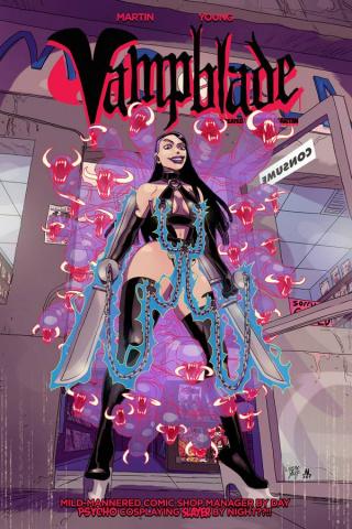 Vampblade Vol. 1
