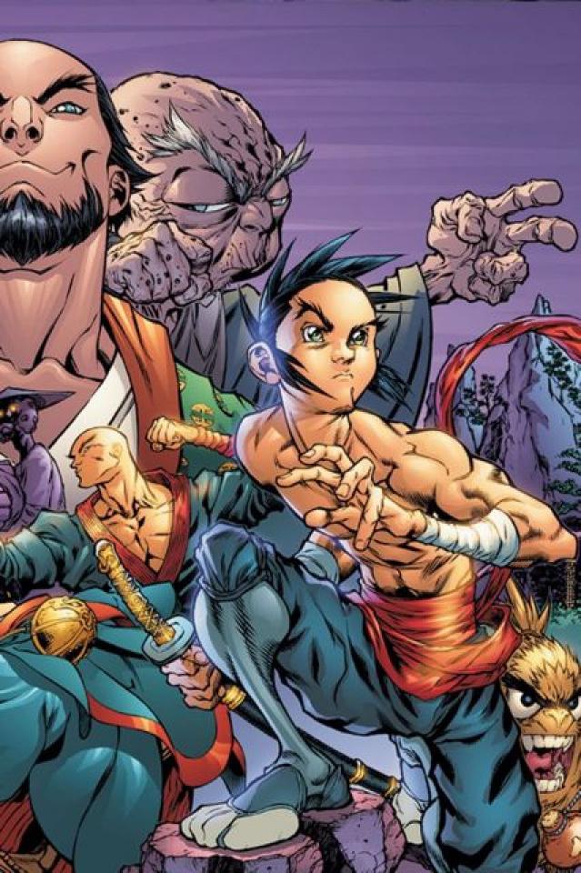 DC Comics Presents: Ninja Boy #1