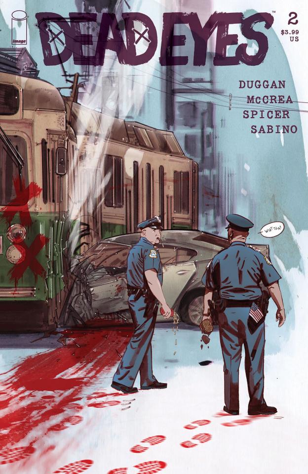 Dead Eyes #2 (10 Copy Lotay Cover)