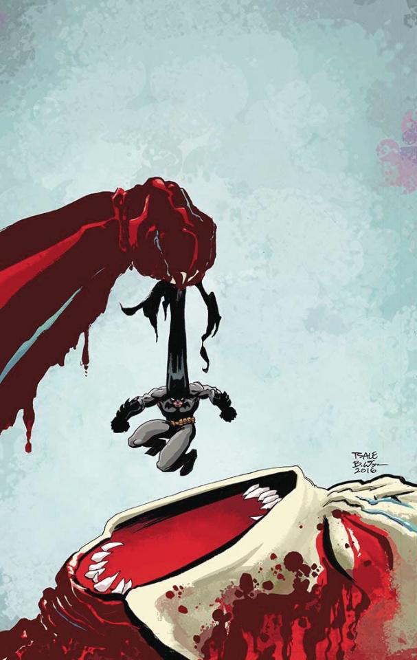 Batman #7 (Monster Men Cover)