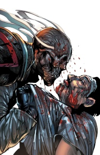 Death Force #3 (Hill Cover)