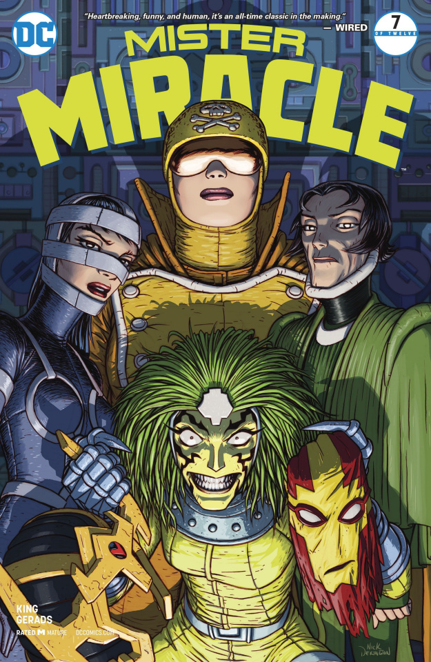 Mister Miracle #7