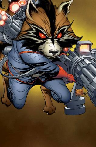 Guardians of the Galaxy #1 (Quesada Cover)