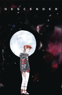 Descender #23 (Nguyen Cover)
