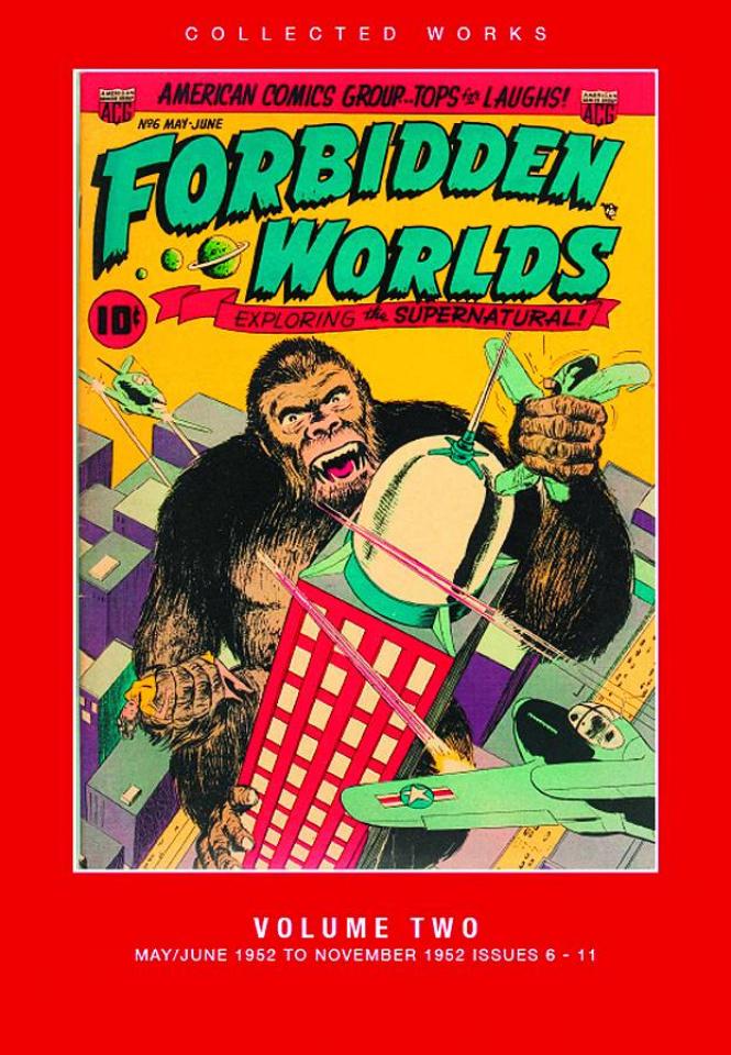 Forbidden Worlds Vol. 2
