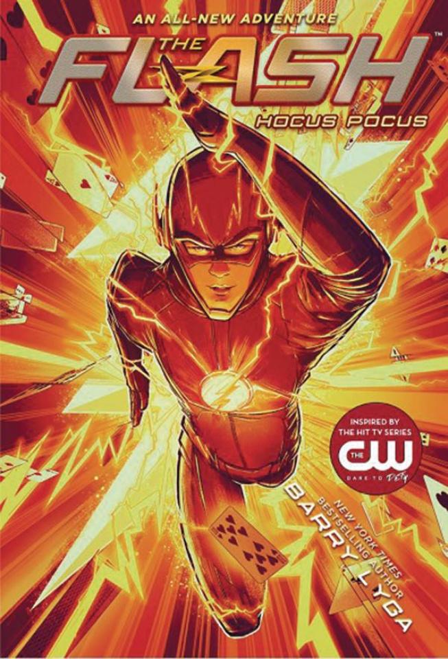 The Flash Vol. 1: Hocus Pocus