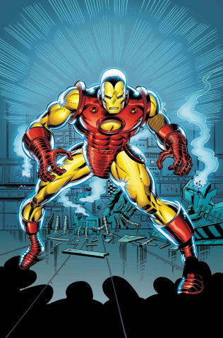 Invincible Iron Man #600 (Remastered Cover)