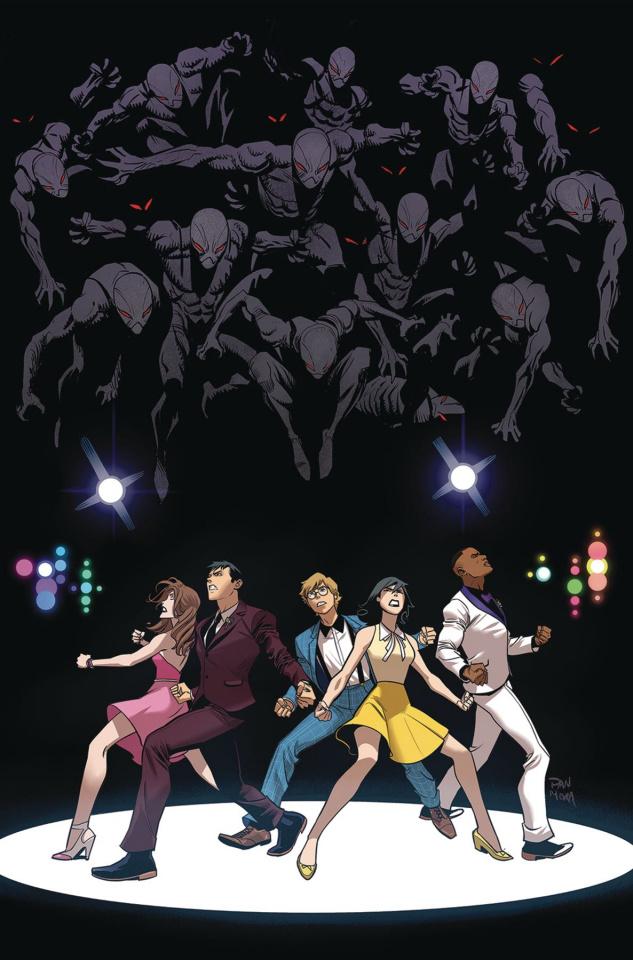 Go, Go, Power Rangers! #7