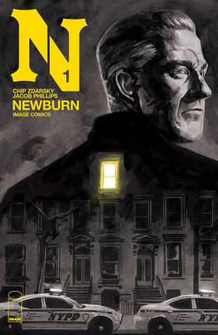 Newburn #1 (Phillips Cover)
