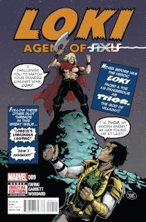 Loki: Agent of Asgard #9