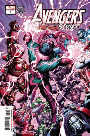 Avengers: Mech Strike #5