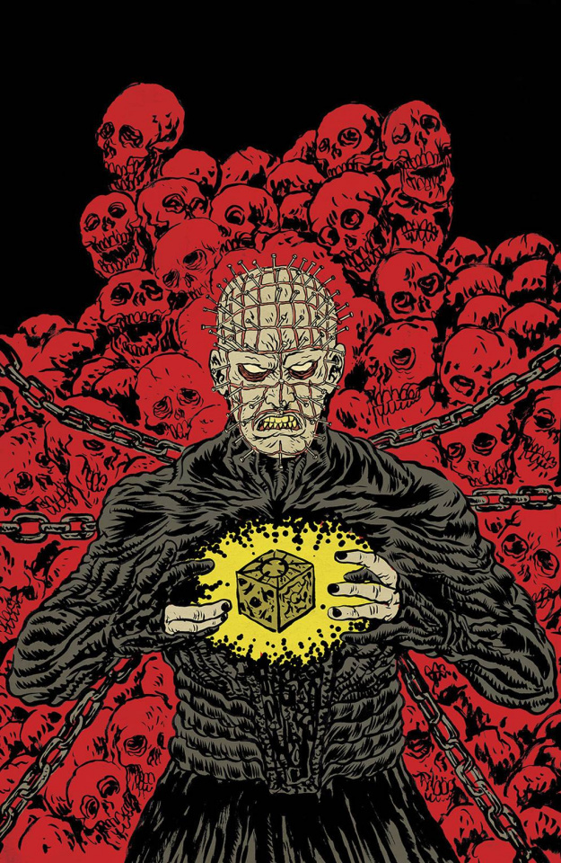 Hellraiser: Bestiary #3 (15 Copy Ziritt Cover)