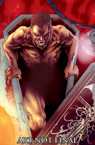 Grimm Fairy Tales: Van Helsing vs. Dracula #4 (Laiso Cover)
