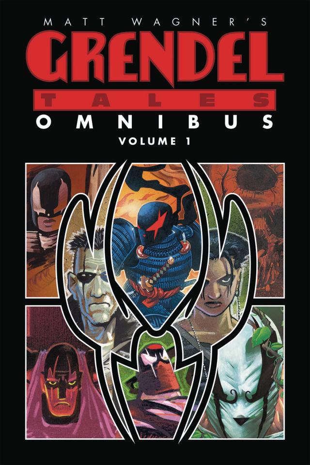 Grendel Tales Omnibus Vol. 1