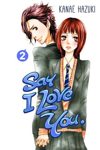 """Say """"I Love You"""" Vol. 2"""