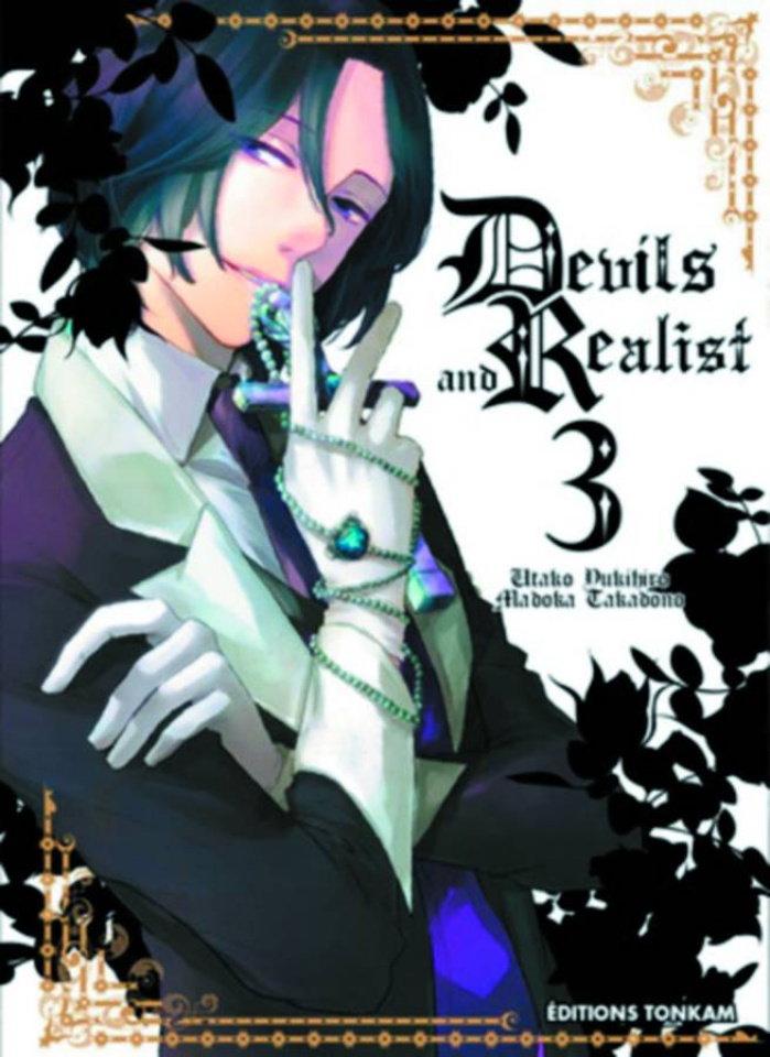 Devils and Realist Vol. 3