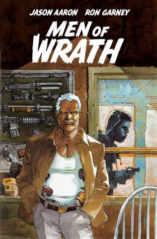 Men of Wrath #2 (Guera Cover)