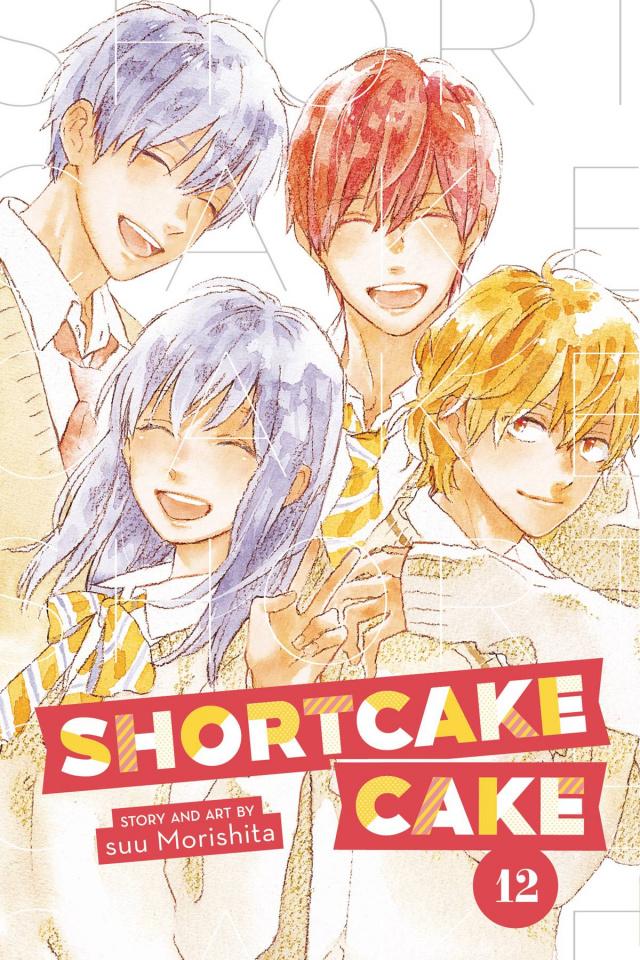 Shortcake Cake Vol. 12