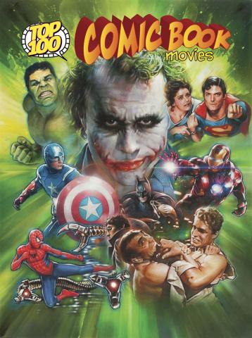 Top 100 Comic Book Films