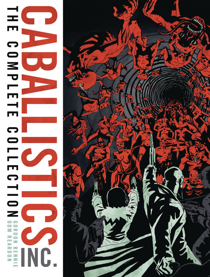 Caballistics Inc. (The Complete Collection)