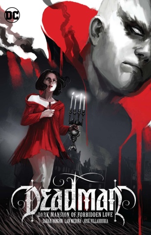 Deadman: The Dark Mansion of Forbidden Love