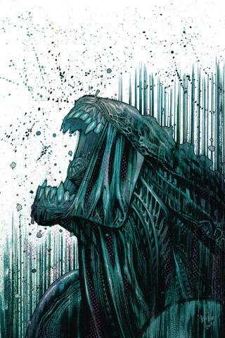 William Gibson's Alien 3 #2 (Harren Cover)