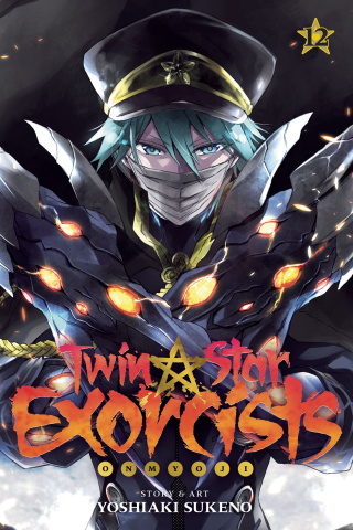 Twin Star Exorcists: Onmyoji Vol. 12