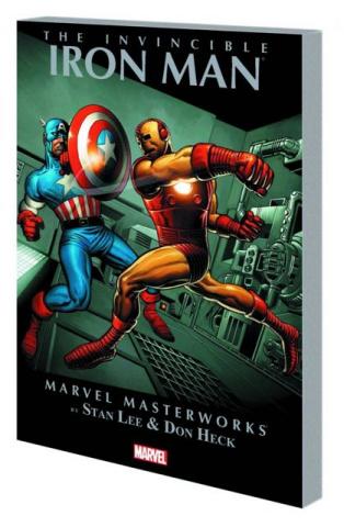 Invincible Iron Man Vol. 2 (Marvel Masterworks)