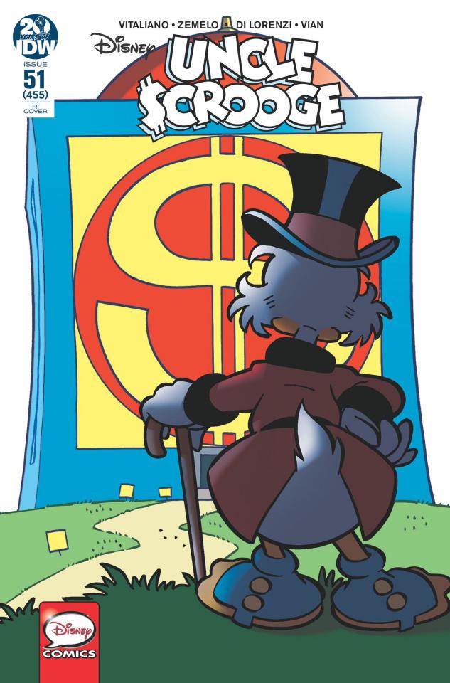 Uncle Scrooge #51 (10 Copy Cavazzano Cover)