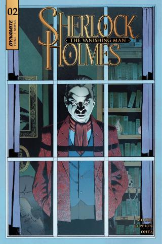 Sherlock Holmes: The Vanishing Man #2 (Cassaday Cover)