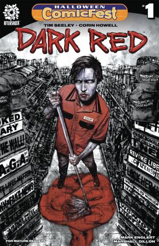Dark Red #1 (Halloween Comic Fest)