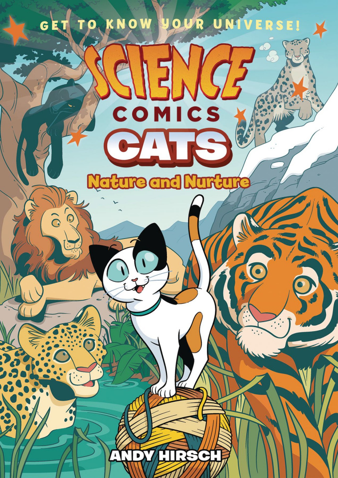 Science Comics: Cats - Nature and Nuture
