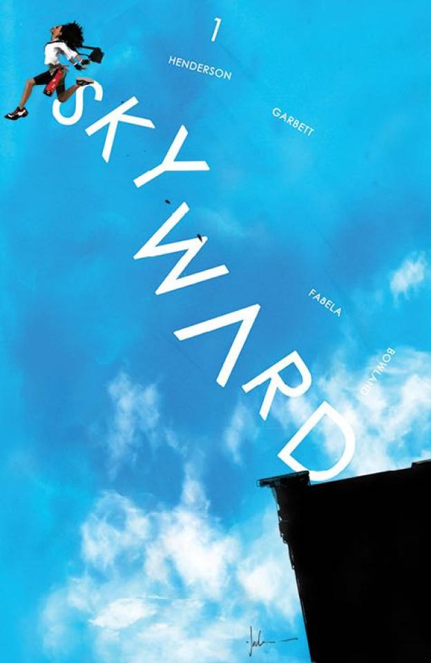 Skyward #1 (Jock 2nd Printing)