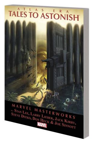 Atlas Era Tales To Astonish Vol. 1 (Marvel Masterworks)
