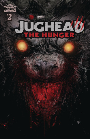 Jughead: The Hunger #2 (T Rex Cover)