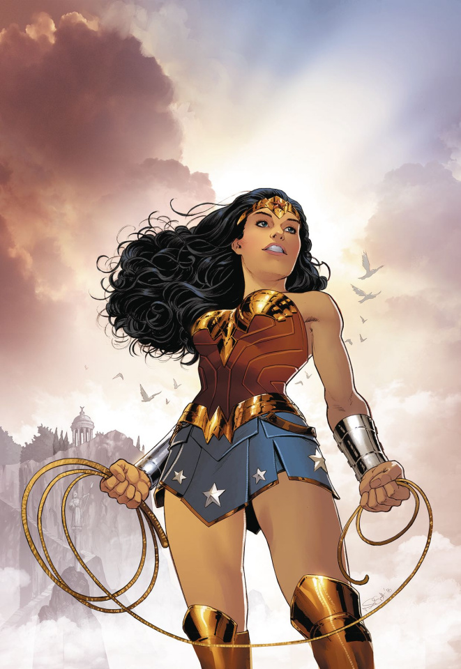 Wonder Woman: Year One (Deluxe Edition)