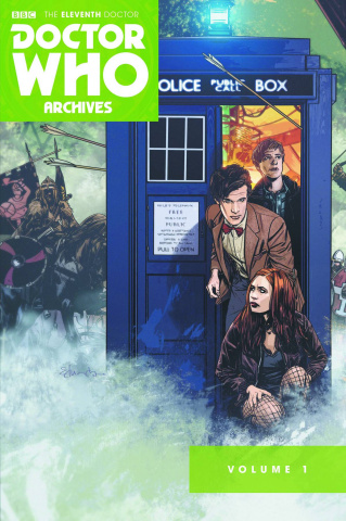Doctor Who: The Eleventh Doctor Archives Vol. 1 (Omnibus)