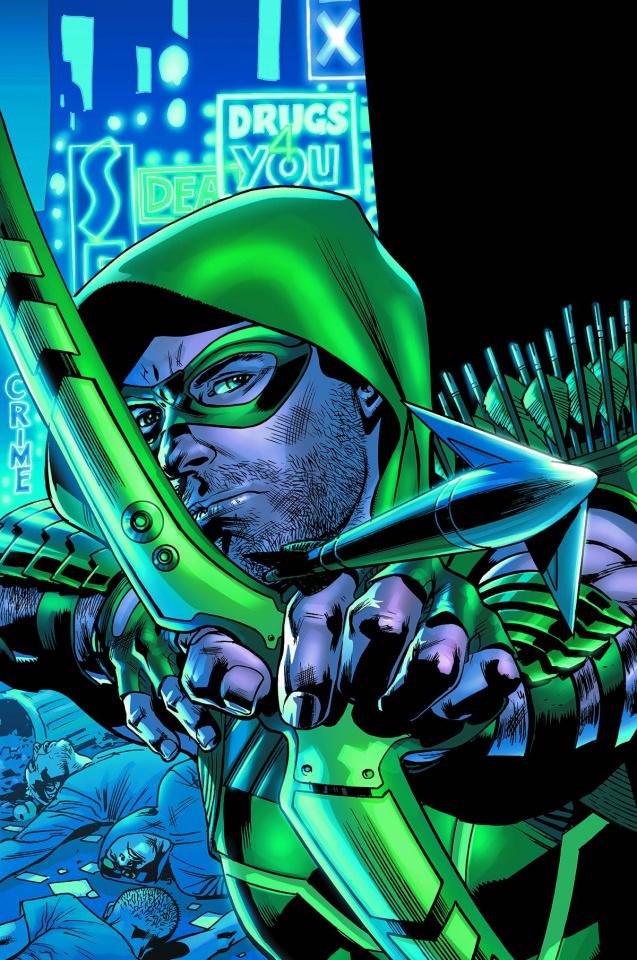 Green Arrow #38