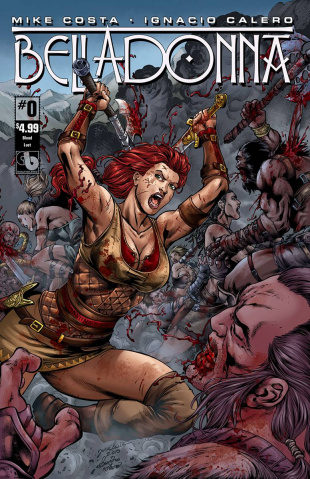 Belladonna #0 (Blood Lust Cover)
