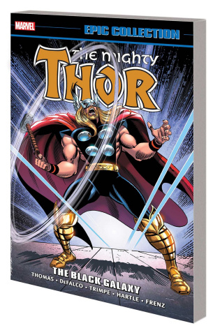 Thor: The Black Galaxy Saga (Epic Collection)