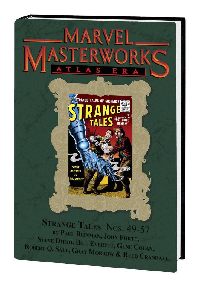 Atlas Era Strange Tales Vol. 6 (Marvel Masterworks)