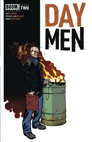 Day Men #2 (2nd Printing)