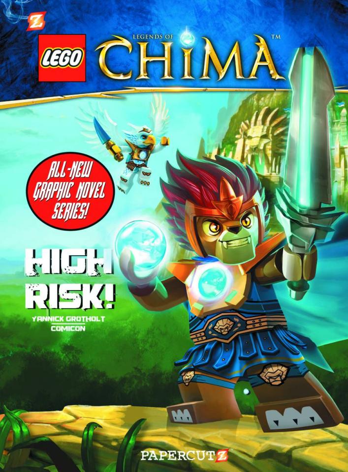 Lego: Legends of Chima Vol. 1: High Risk!