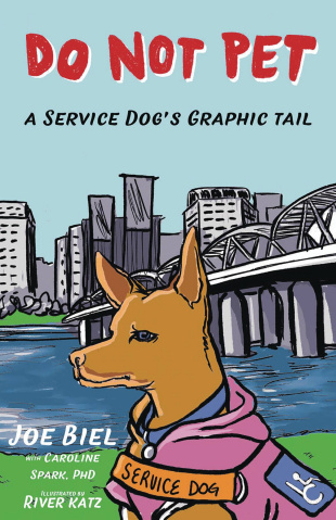 Do Not Pet #1 (Service Dogs Graphic Tail Cover)