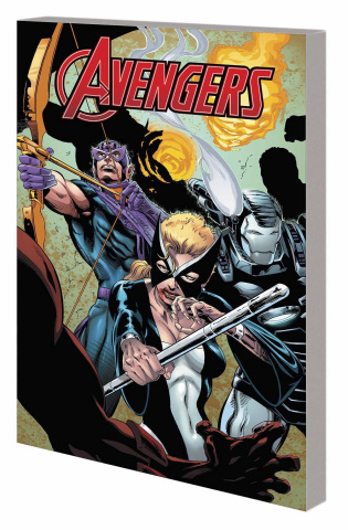 Avengers: The Death of Mockingbird